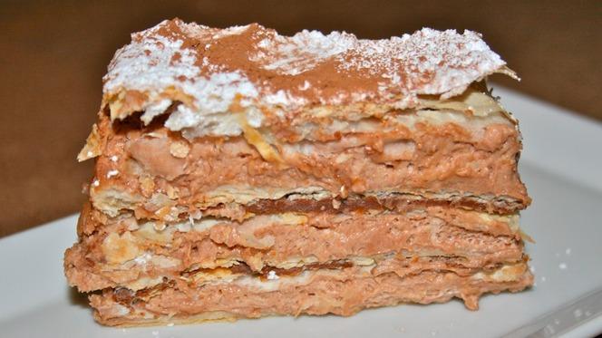 Dessert Fontana